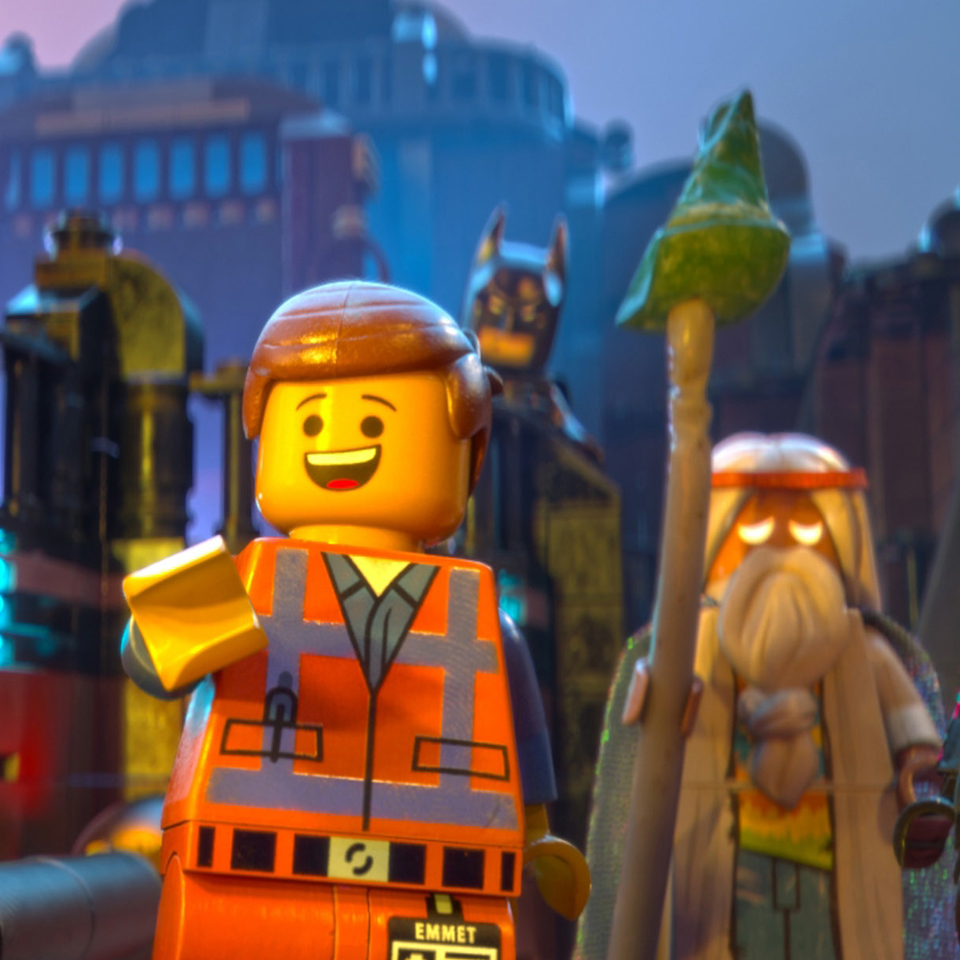The Lego Movie 2014 The Critical Reel