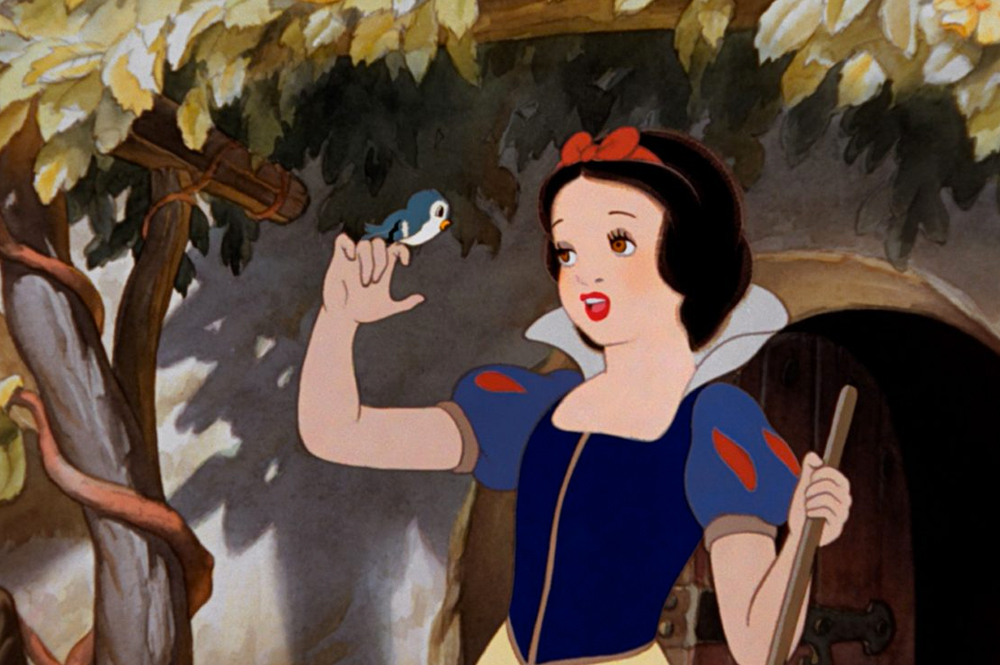 Great Movie Snow White And The Seven Dwarfs The Critical Reel